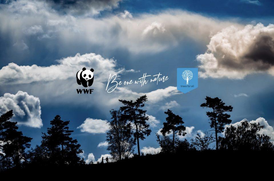 Ik wil een groene en gezonde aarde doorgeven